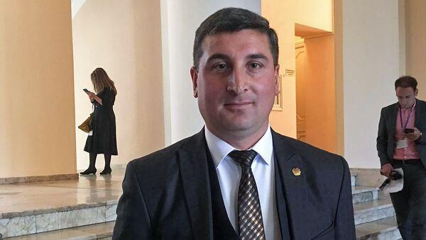 Губернатор Гегаркуника Гнел Саносян - Sputnik Արմենիա