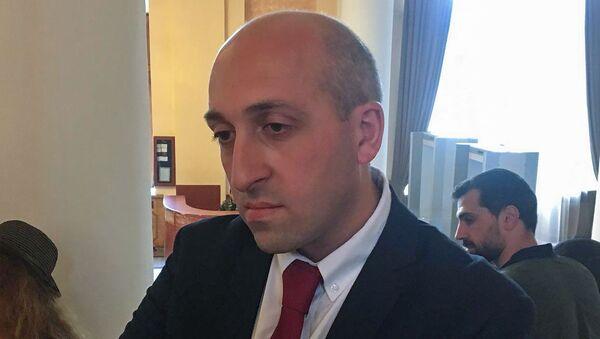 Губернатор Лори Андрей Гукасян - Sputnik Արմենիա
