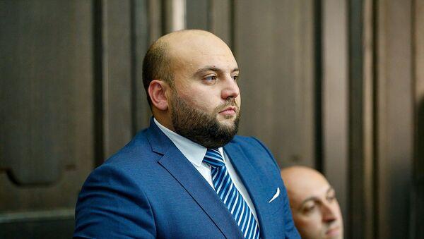 Губернатор Вайоц Дзора Трдат Сагсян - Sputnik Армения