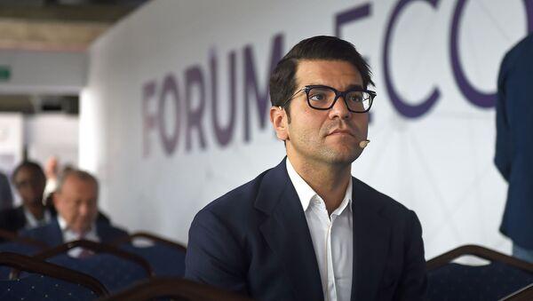 Бизнес-ангел, инвестор в проекты Uber и Deliveroo Халед Элиуи - Sputnik Армения