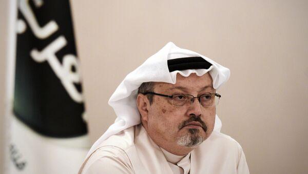 Журналист и писатель из Саудовской Аравии Джамаль Хашукджи - Sputnik Армения