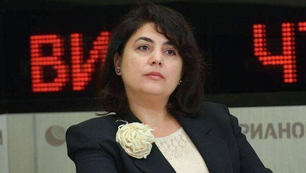 Аза Мигранян - Sputnik Армения