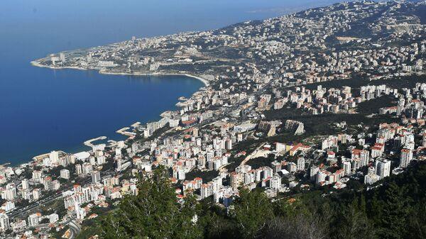 Бейрут, столица Ливана - Sputnik Армения