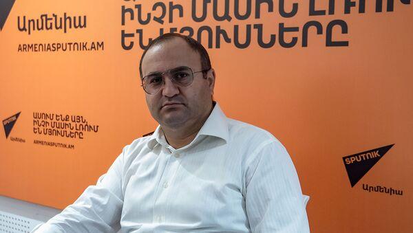 Давид Джамалян - Sputnik Արմենիա