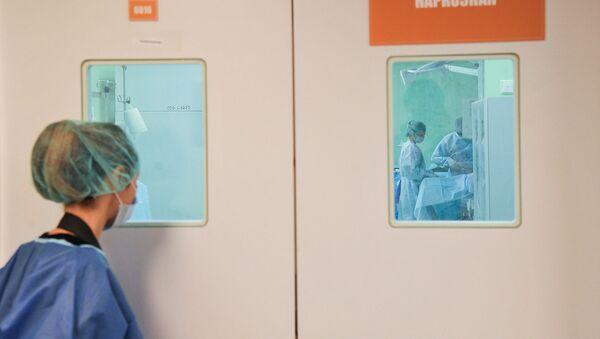 Медиатур, посвященный 115-летию Морозовской детской городской клинической больницы, Москва - Sputnik Армения