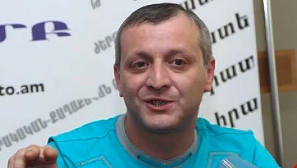 Сурен Суренянц - Sputnik Արմենիա