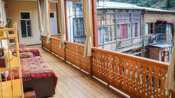 Внутренний балкон - Sputnik Армения