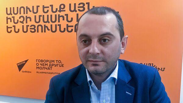 Виктор Енгибарян - Sputnik Армения