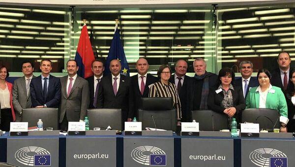 Ընդունվել է ԵՄ-Հայաստան խորհրդարանական գործընկերության կոմիտեի եզրափակիչ հայտարարությունը - Sputnik Արմենիա