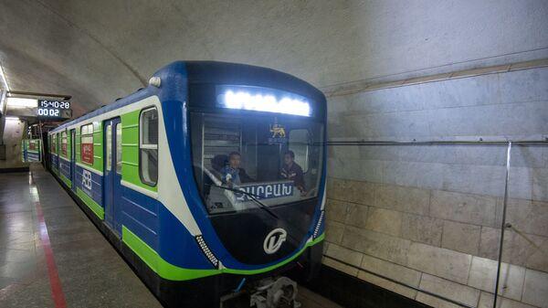 Ереванское метро - Sputnik Армения