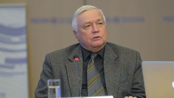 Игорь Николайчук - Sputnik Армения