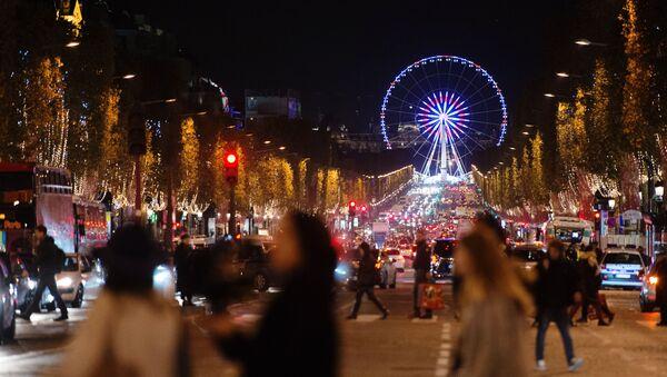Елисейские поля в Париже - Sputnik Армения