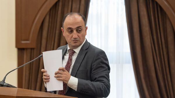 Заместитель мэра Айк Саркисян - Sputnik Արմենիա