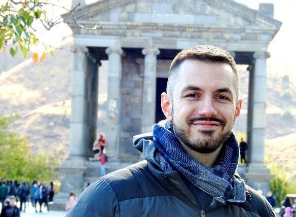 Ժերեմի Դելվերը Հայաստանում է - Sputnik Արմենիա