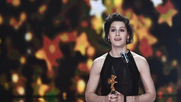 Церемония вручения национальной кинопремии Золотой орел - Sputnik Армения