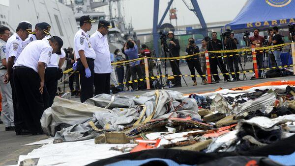 Крушение Boeing 737 в Индонезии - Sputnik Армения