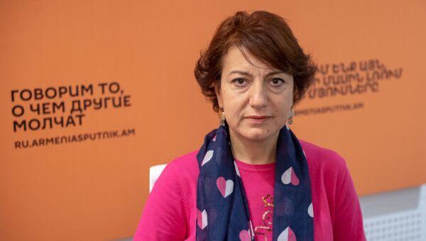 Нарине Дилбарян - Sputnik Армения
