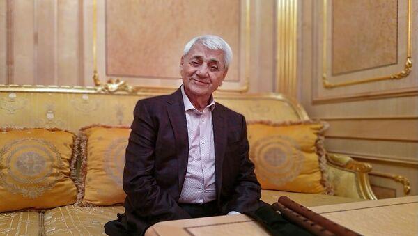 Дживан Гаспарян - Sputnik Արմենիա