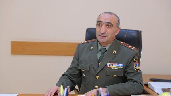 Степан Геворгян - Sputnik Արմենիա