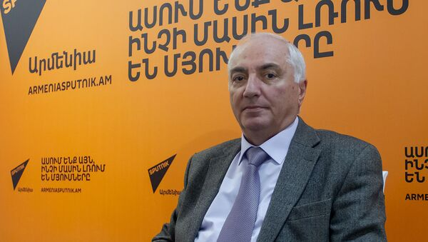 Арам Саркисян - Sputnik Արմենիա
