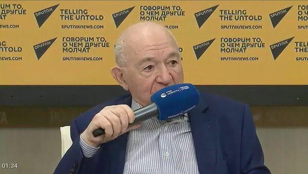 "Никита Симонян о победах ""Арарата"": Прошло 45 лет, а я все вспоминаю - Sputnik Армения"