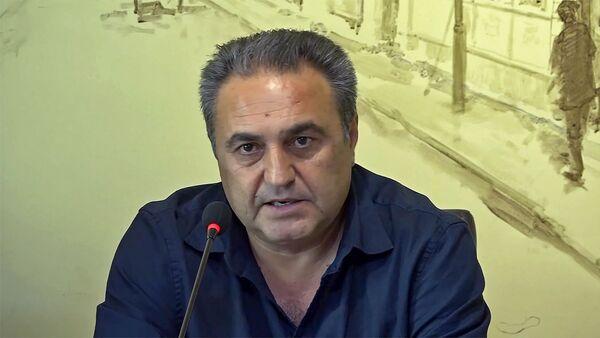Армен Багдасарян - Sputnik Արմենիա