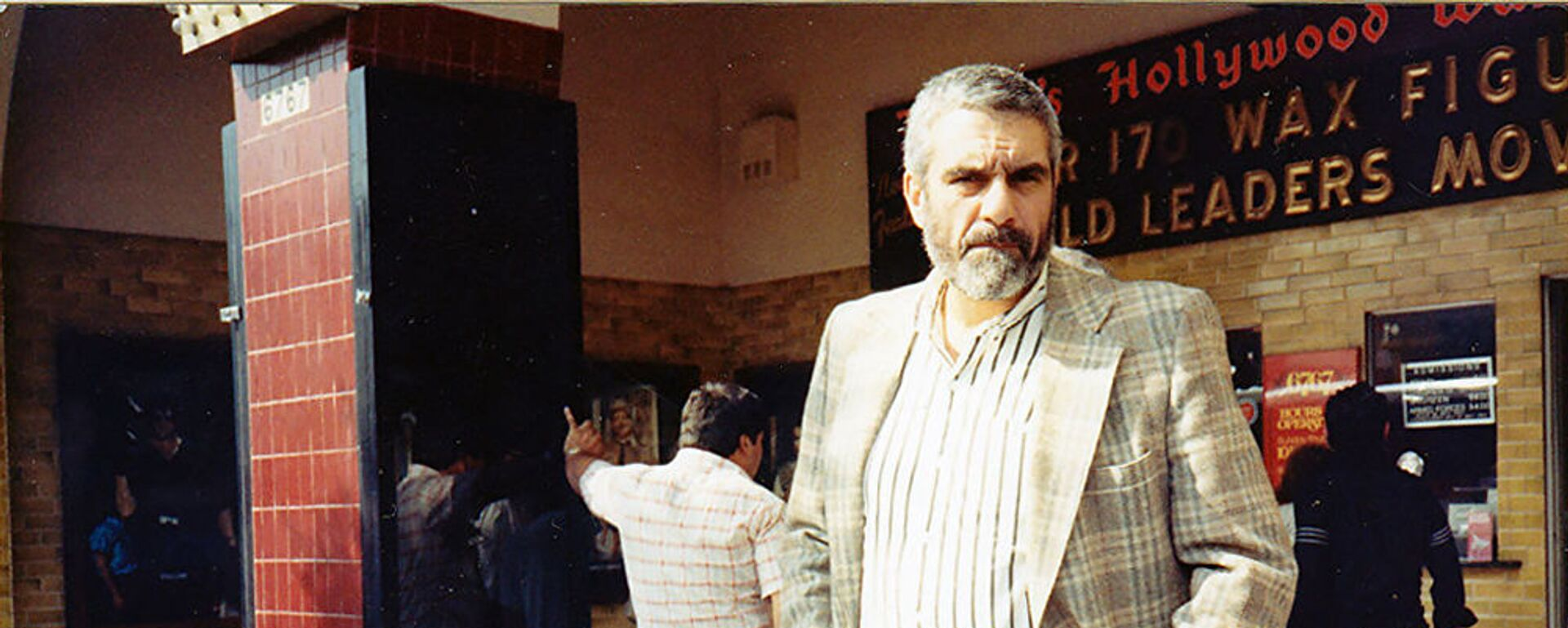 Сергей Довлатов (начало 1980-х годов). США - Sputnik Արմենիա, 1920, 03.09.2021