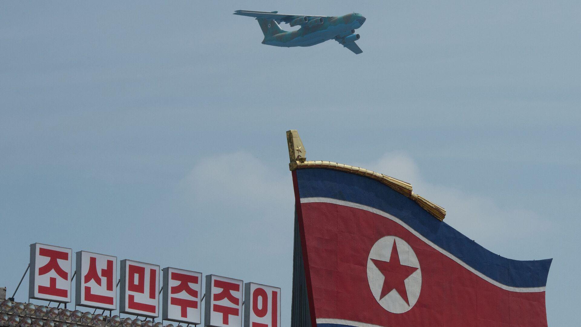 КНДР отмечает 60-ю годовщину окончания Корейской войны - Sputnik Армения, 1920, 16.09.2021