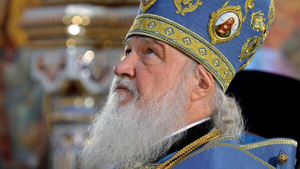 Патриарх Московский и всея Руси Кирилл - Sputnik Армения