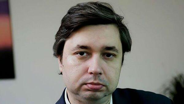 Дмитрий Голубовский - Sputnik Армения