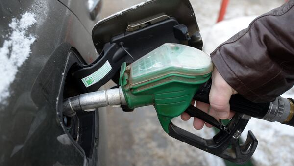Цены на бензин в Казани снижены - Sputnik Արմենիա