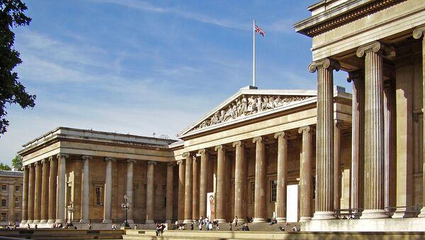 Здание Британского Музея - Sputnik Армения