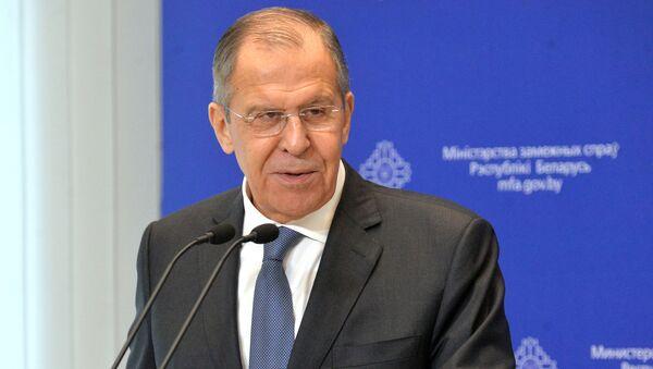 Министр иностранных дел России Сергей Лавров - Sputnik Армения