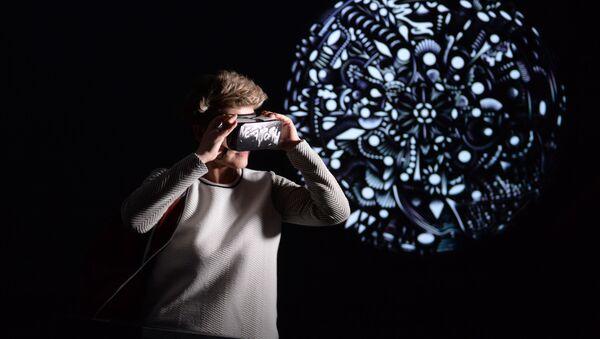 Открытие выставки виртуальной реальности Метаформы - Sputnik Արմենիա