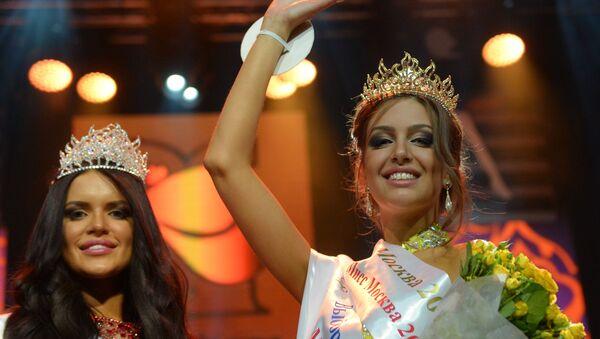 Финал конкурса Мисс Москва 2015 (10 июня 2015). Москвa - Sputnik Армения