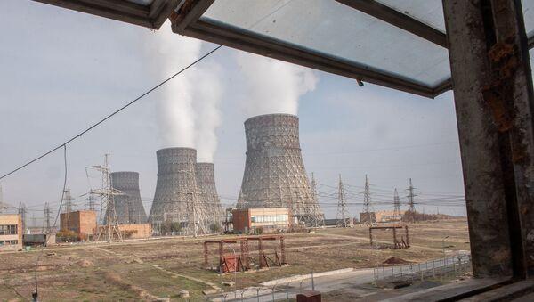 Армянская атомная электростанция - Sputnik Արմենիա