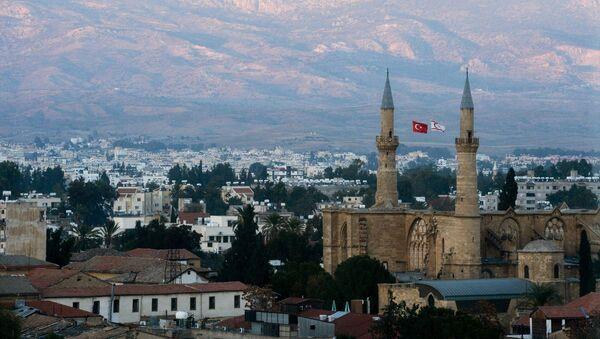 Северный Кипр, вид на Никосию - Sputnik Армения