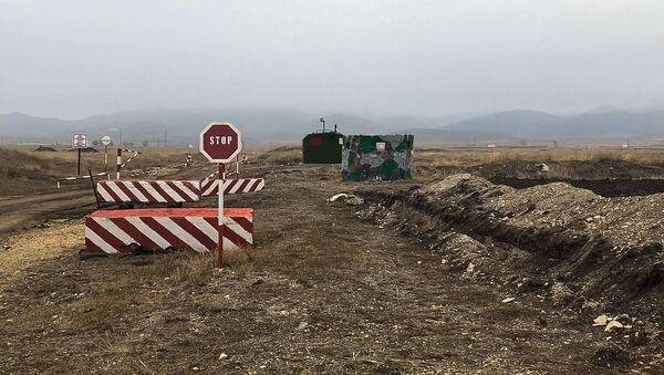 Программа по информированию опасности мин в Шираке - Sputnik Армения