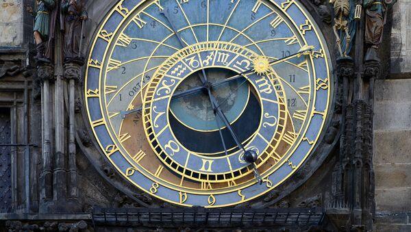 Астрологические часы в Праге - Sputnik Армения