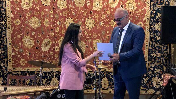Церемония награждения в рамках ежегодного мероприятия «Вокруг Хапамы» - Sputnik Արմենիա