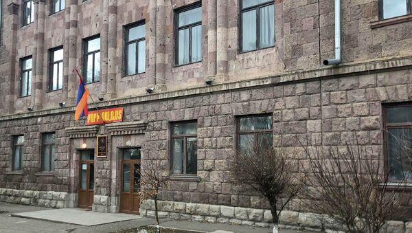 Школа No 9 в Гюмри - Sputnik Армения
