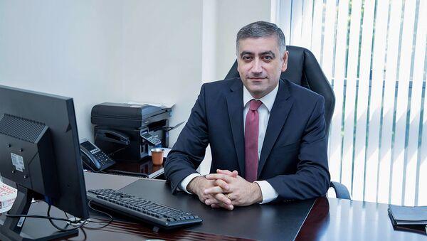 Чрезвычайный и полномочный посол Армении в Австрии Армен Папикян - Sputnik Армения