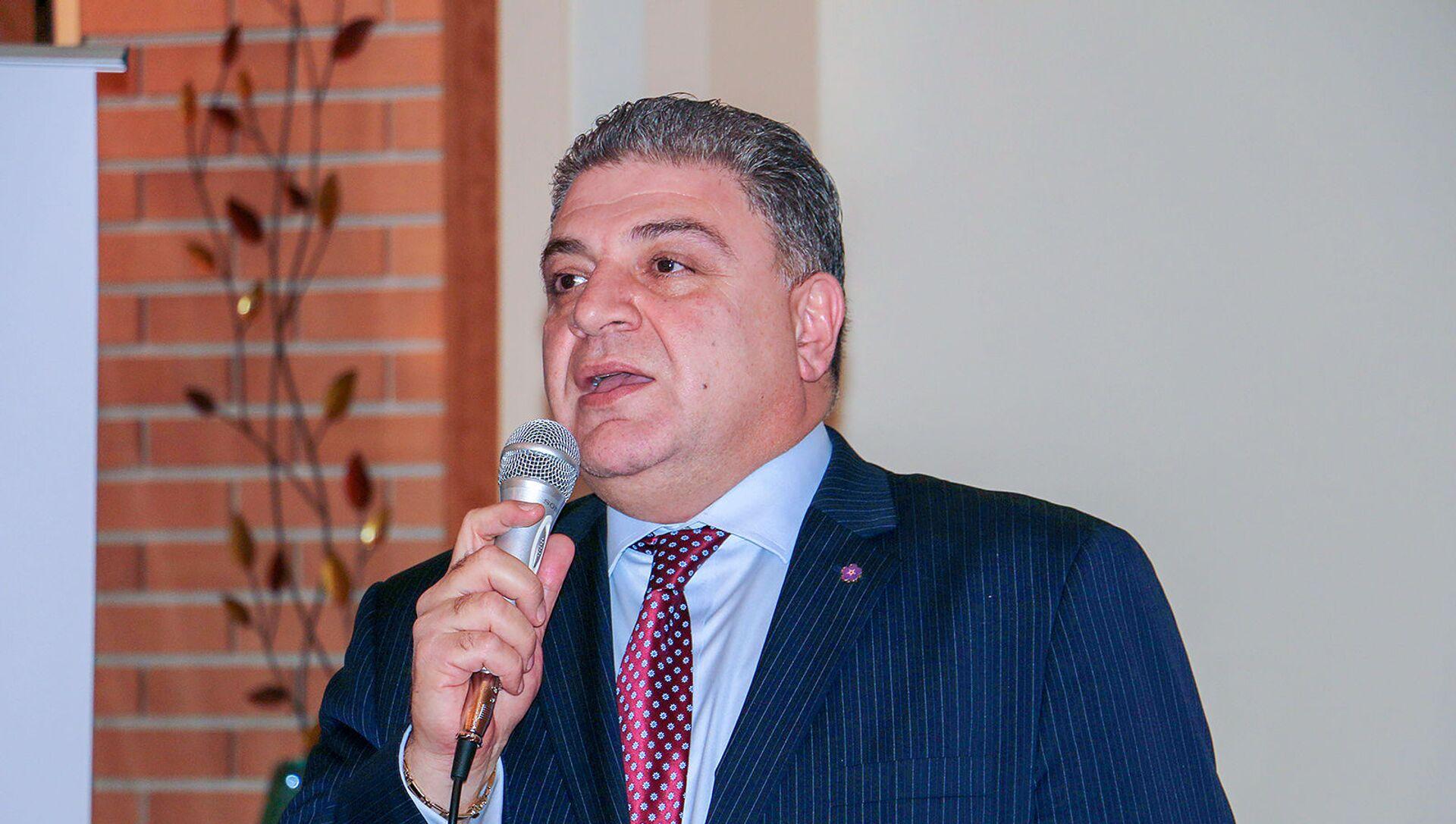 Главный секретарь МИД Армении Ваагн Меликян - Sputnik Армения, 1920, 19.07.2021