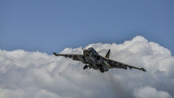 Штурмовик Су-25 - Sputnik Արմենիա