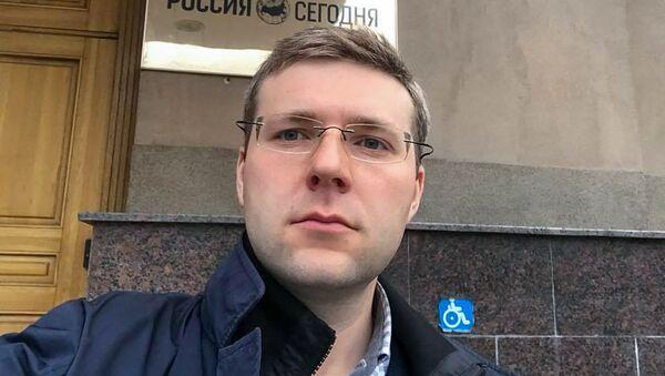 Илья Гращенков - Sputnik Армения