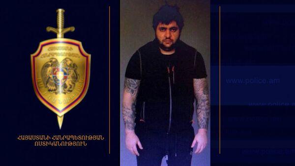 Задержан Нарек Александрович Саргсян - Sputnik Армения