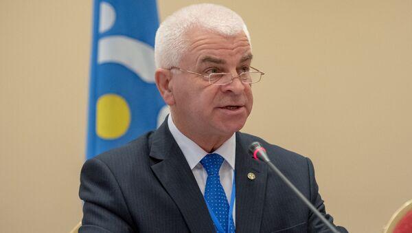 Руководитель миссии наблюдателей от СНГ Виктор Гуминский (10 декабря 2018). Еревaн - Sputnik Армения