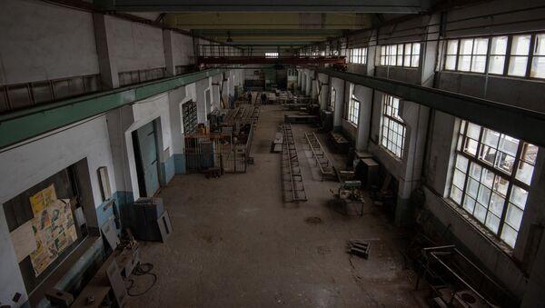 Завод ВЧЭО-Плазма, Степанаван - Sputnik Армения