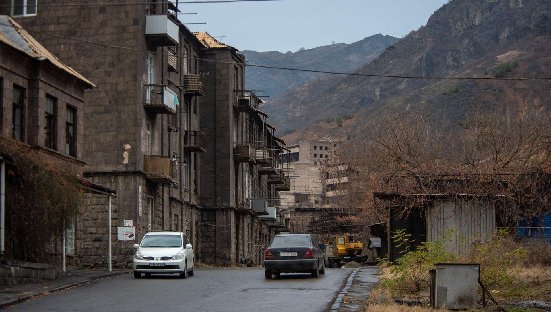 Город Алаверди, Лори - Sputnik Армения, 1920, 11.06.2021