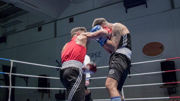 Бокс - Sputnik Армения